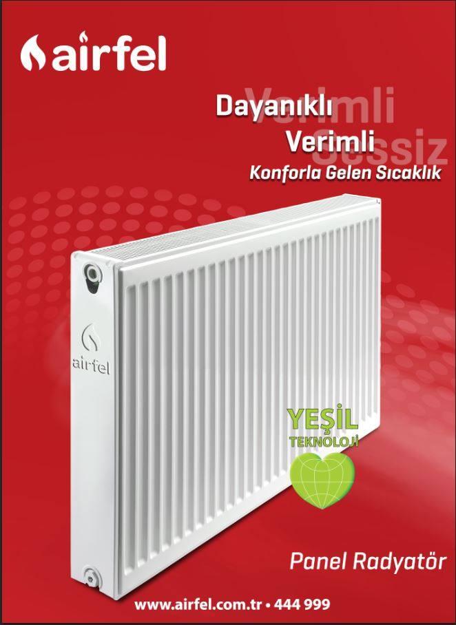 Airfel PKKP 600X1000 190TL (KDV Dahil)